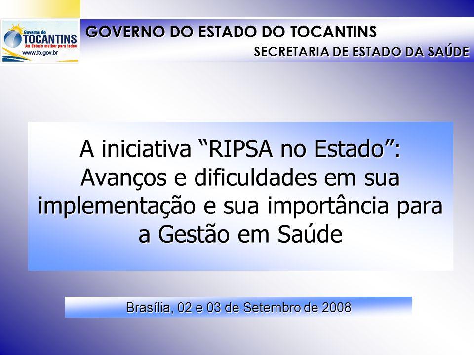 Brasília, 02 e 03 de Setembro de 2008