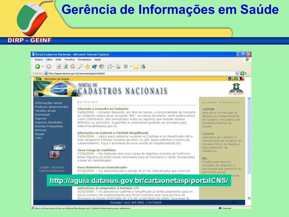 http://aguia.datasus.gov.br/cartaonetasp/portalCNS/