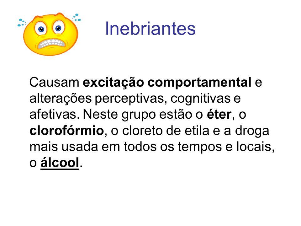 Inebriantes