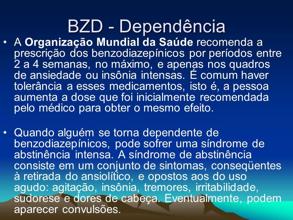 BZD - Dependência