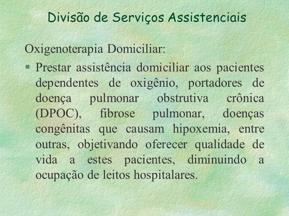 Divisão de Serviços Assistenciais