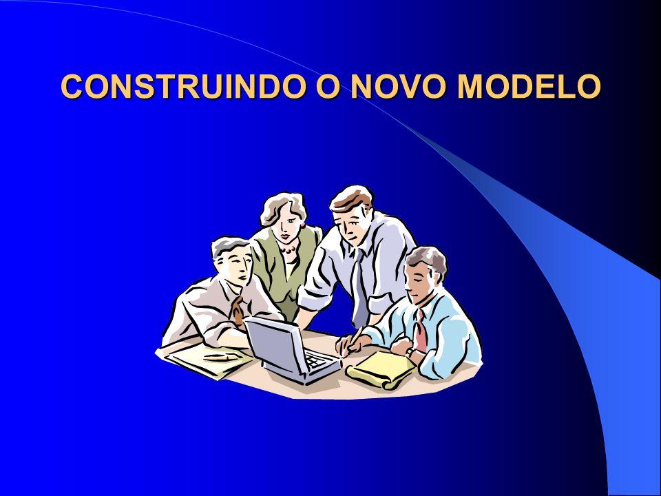 CONSTRUINDO O NOVO MODELO