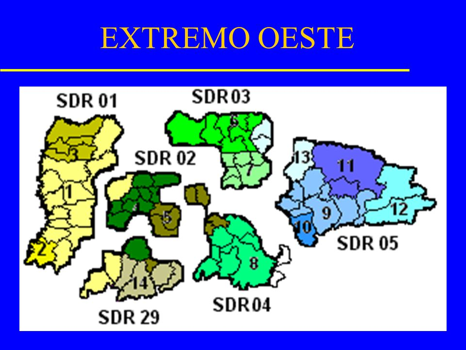 EXTREMO OESTE