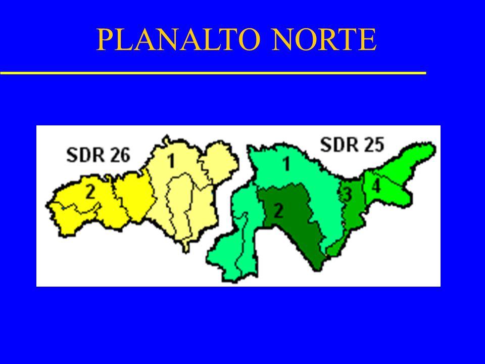 PLANALTO NORTE