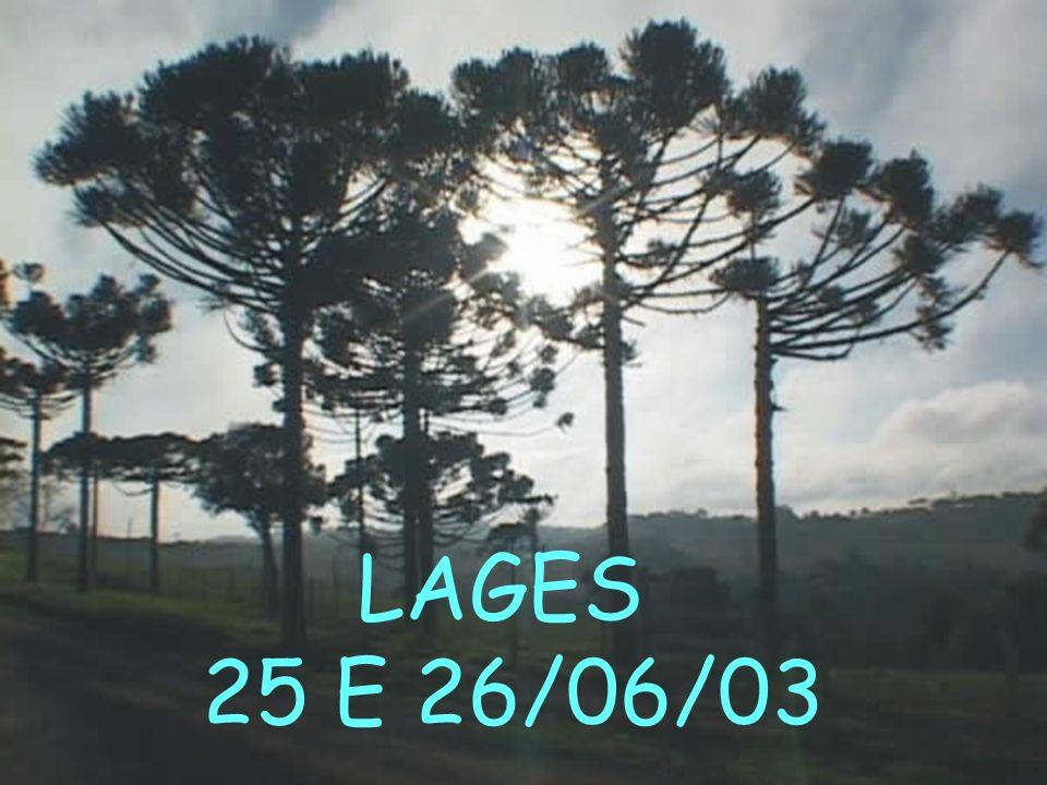 LAGES 25 E 26/06/03