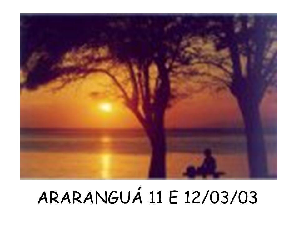 ARARANGUÁ 11 E 12/03/03