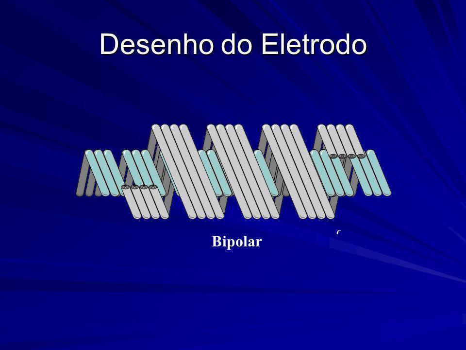 Desenho do Eletrodo Bipolar