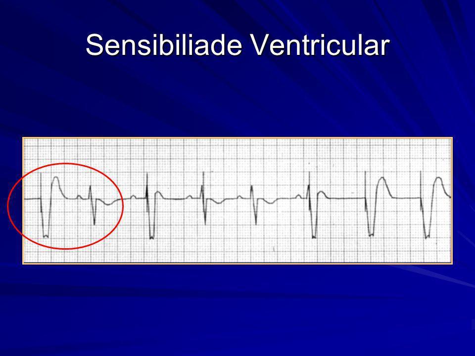 Sensibiliade Ventricular