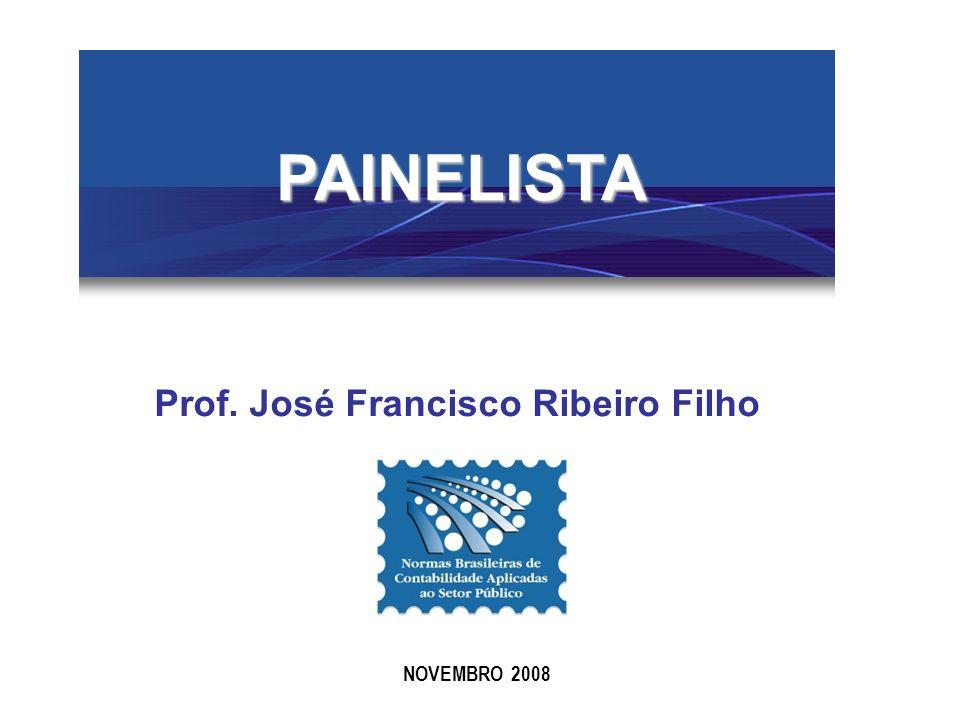 Prof. José Francisco Ribeiro Filho