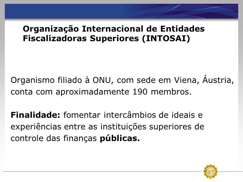 Organização Internacional de Entidades Fiscalizadoras Superiores (INTOSAI)