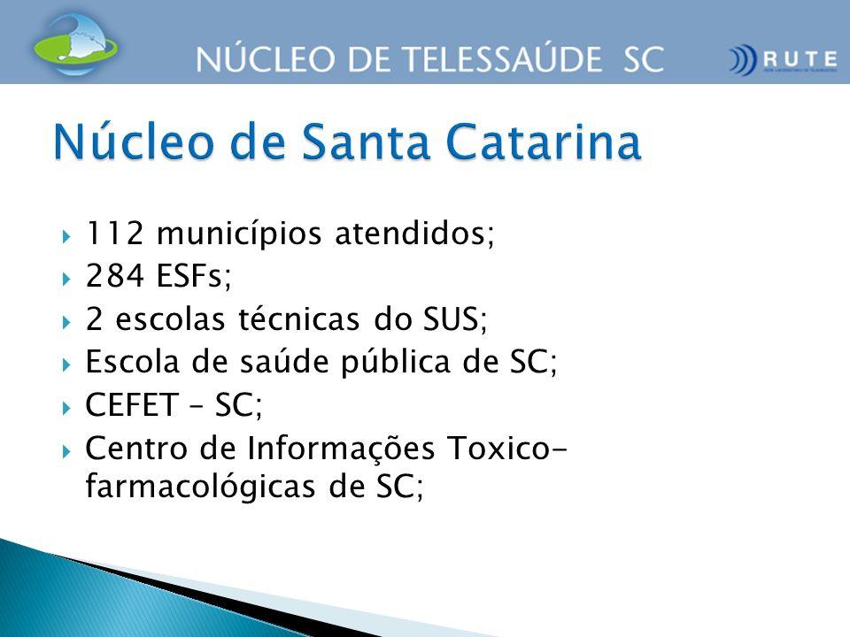 Núcleo de Santa Catarina