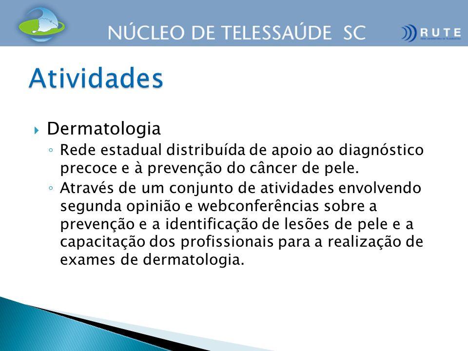 Atividades Dermatologia