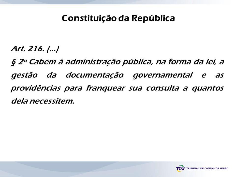 Constituição da República
