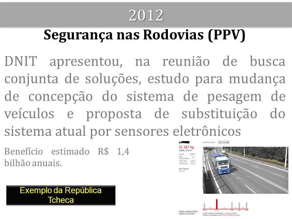 Segurança nas Rodovias (PPV)