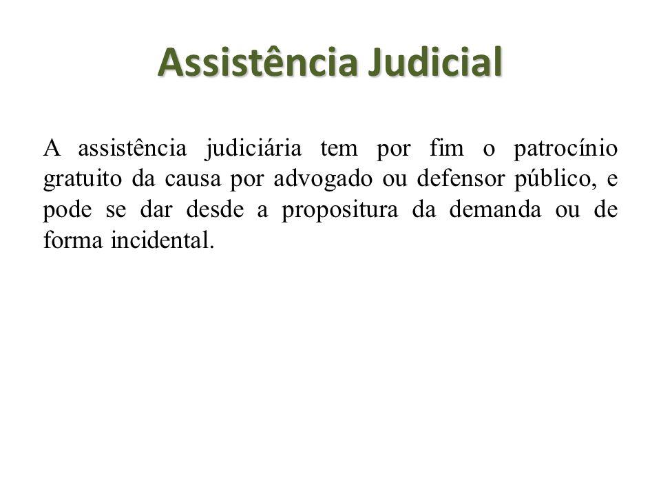 Assistência Judicial