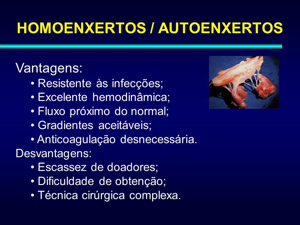 HOMOENXERTOS / AUTOENXERTOS