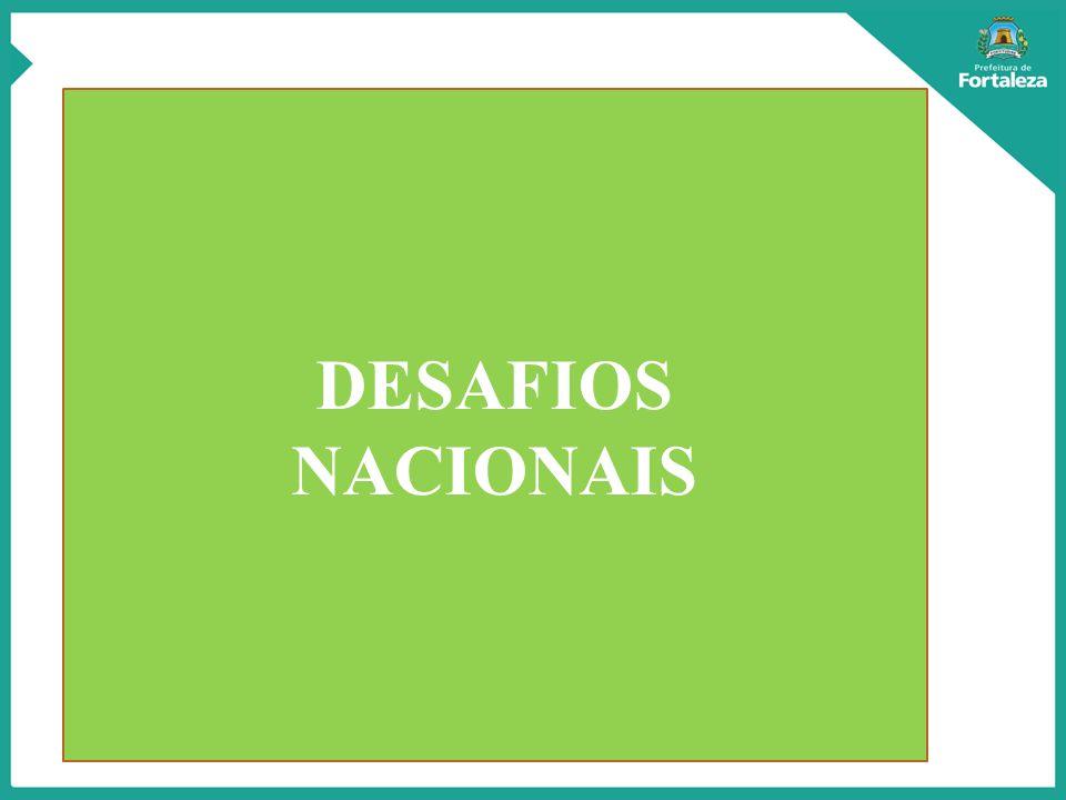 DESAFIOS NACIONAIS