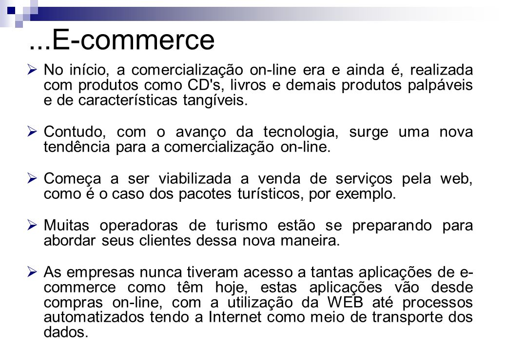 ...E-commerce