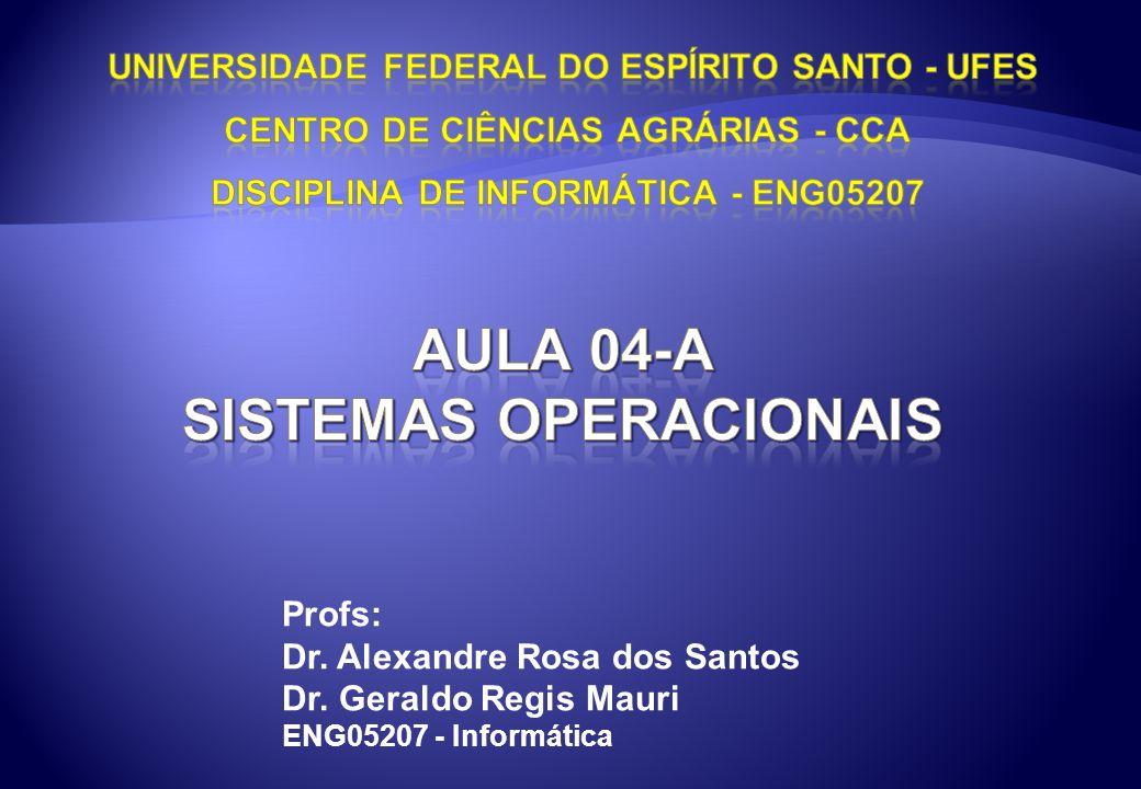 Aula 04-a Sistemas operacionais