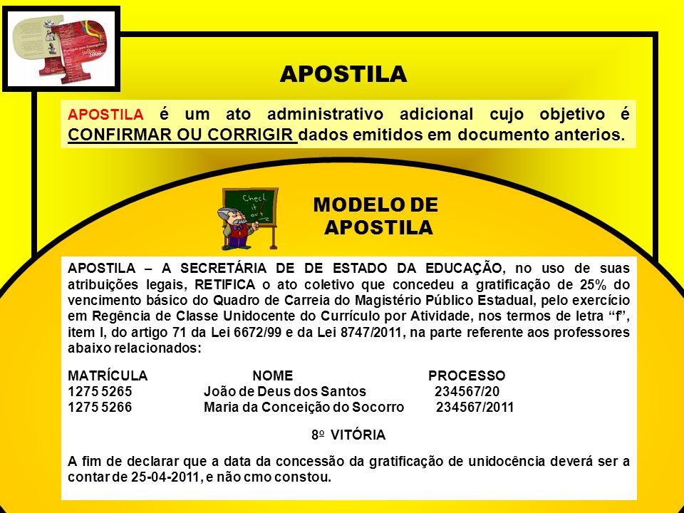 APOSTILA MODELO DE APOSTILA
