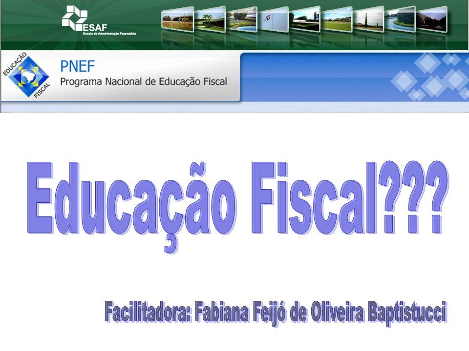 Facilitadora: Fabiana Feijó de Oliveira Baptistucci