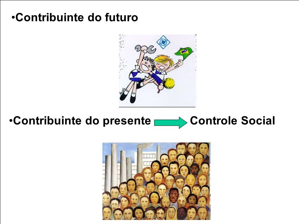Contribuinte do futuro