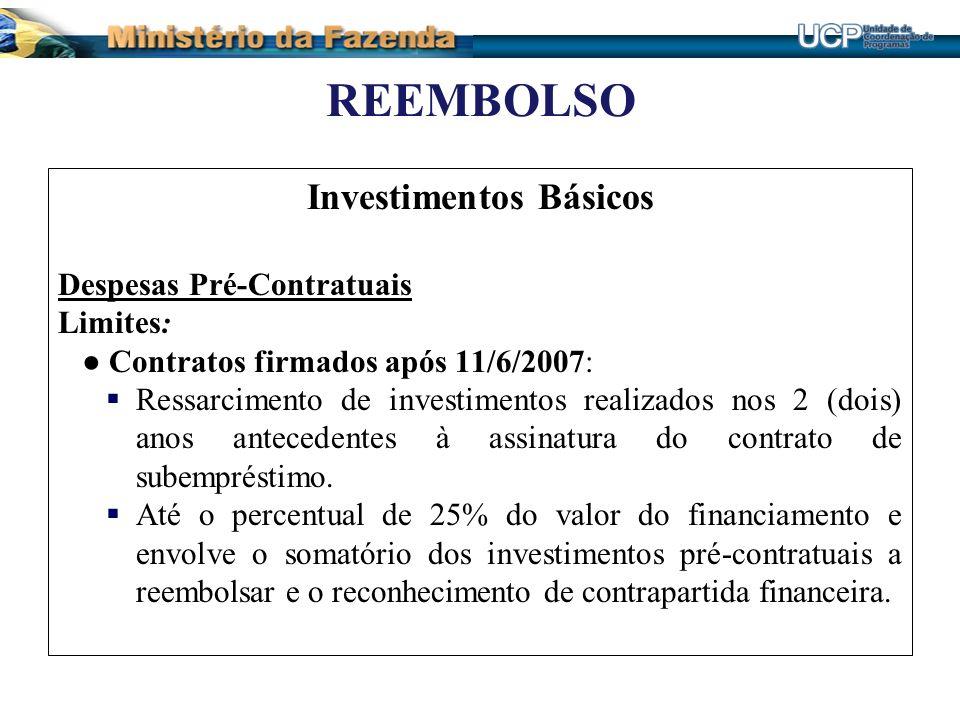 Investimentos Básicos