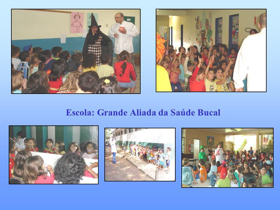 Escola: Grande Aliada da Saúde Bucal