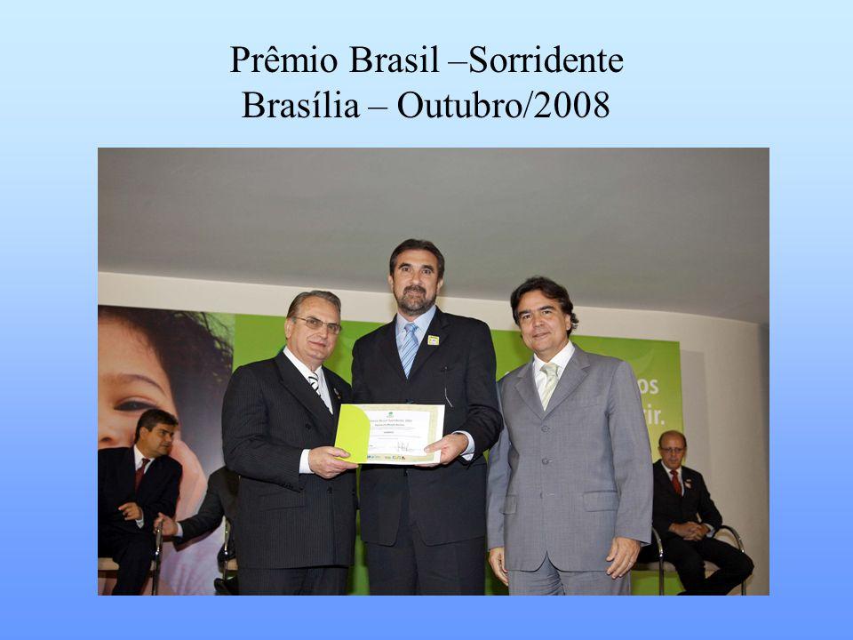 Prêmio Brasil –Sorridente