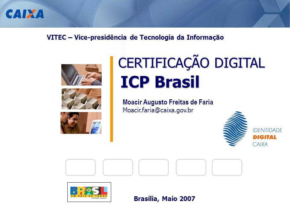 VITEC – Vice-presidência de Tecnologia da Informação