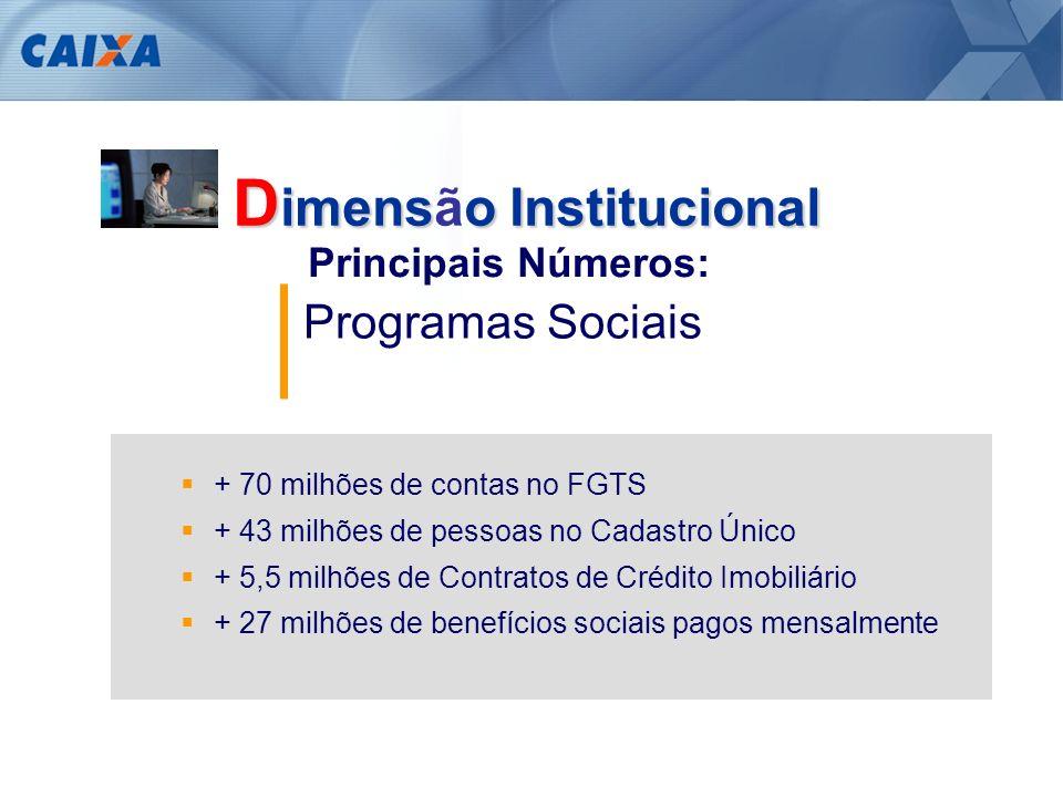 Dimensão Institucional
