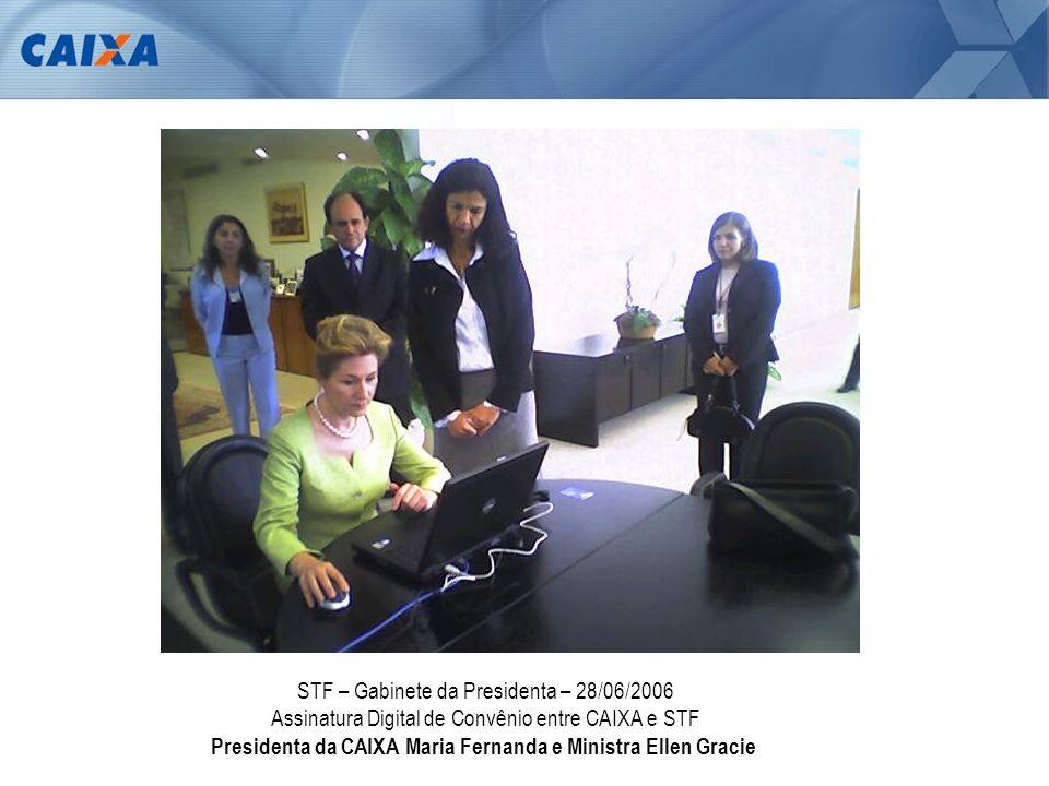 STF – Gabinete da Presidenta – 28/06/2006