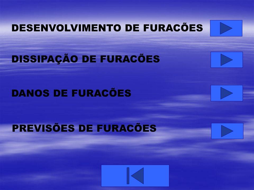 DESENVOLVIMENTO DE FURACÕES