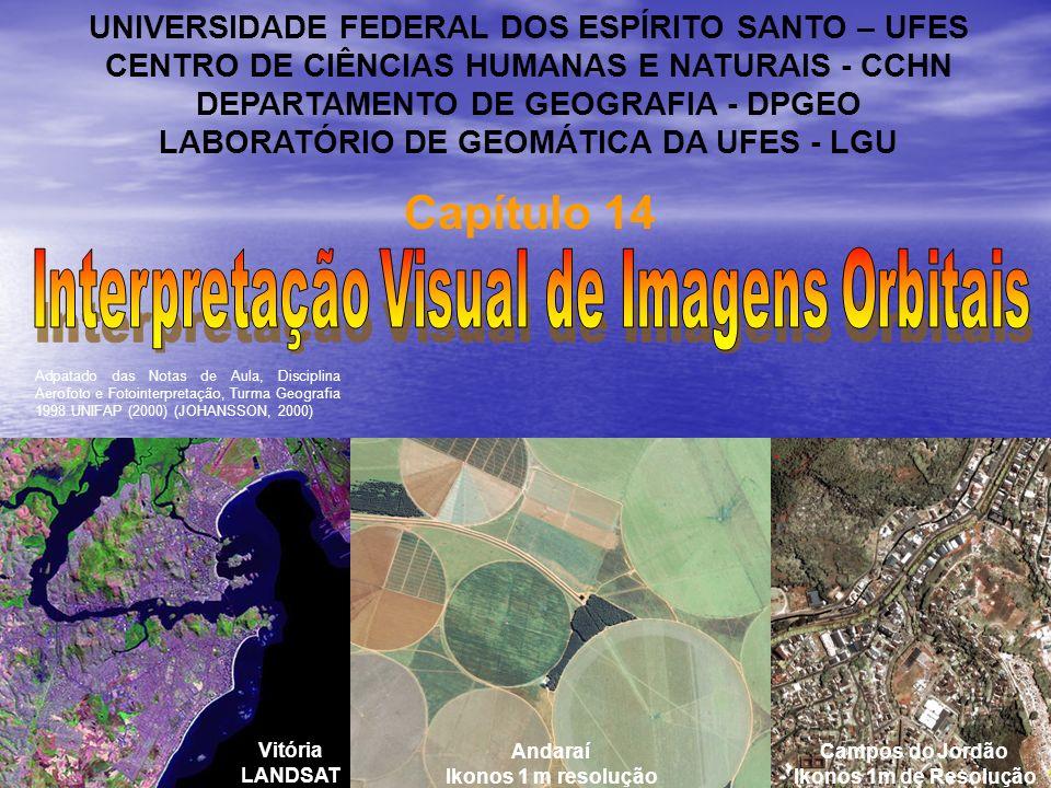 Capítulo 14 UNIVERSIDADE FEDERAL DOS ESPÍRITO SANTO – UFES