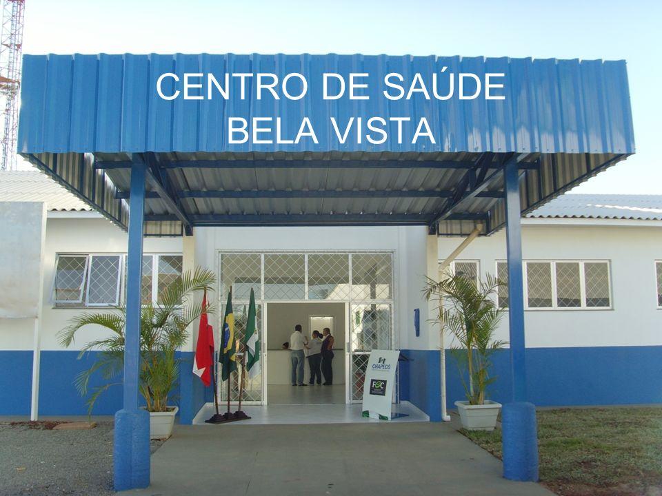 CENTRO DE SAÚDE BELA VISTA