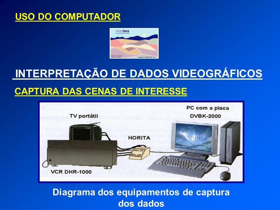 INTERPRETAÇÃO DE DADOS VIDEOGRÁFICOS