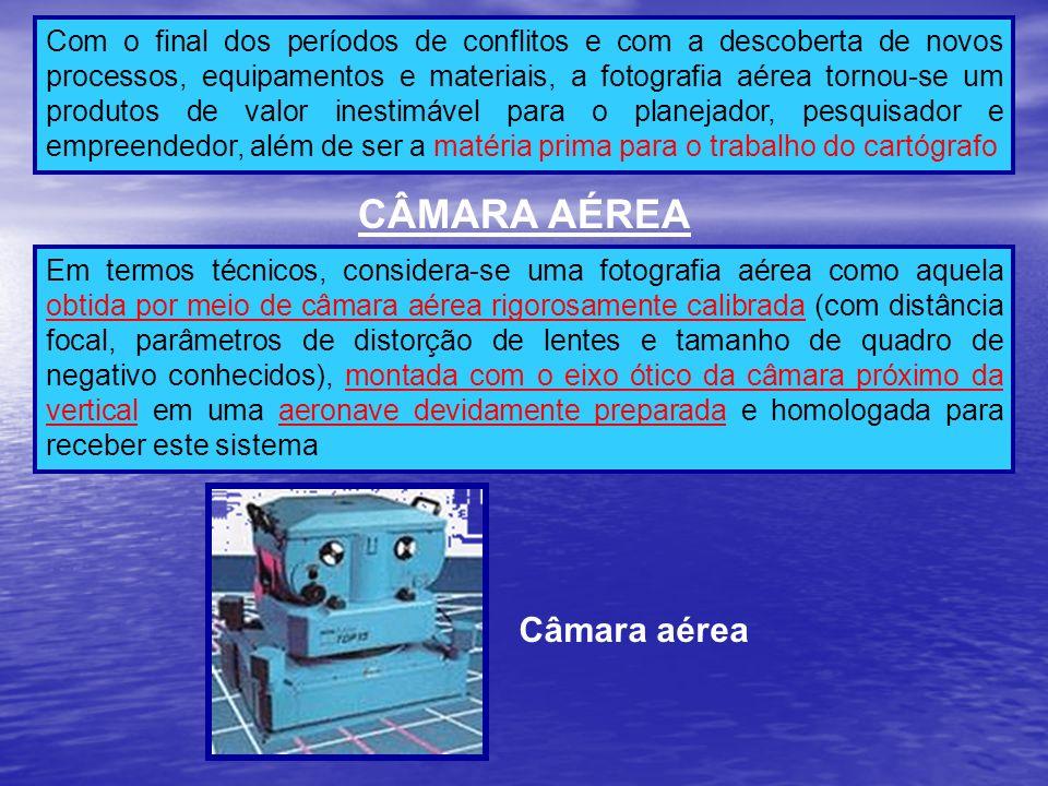 CÂMARA AÉREA Câmara aérea
