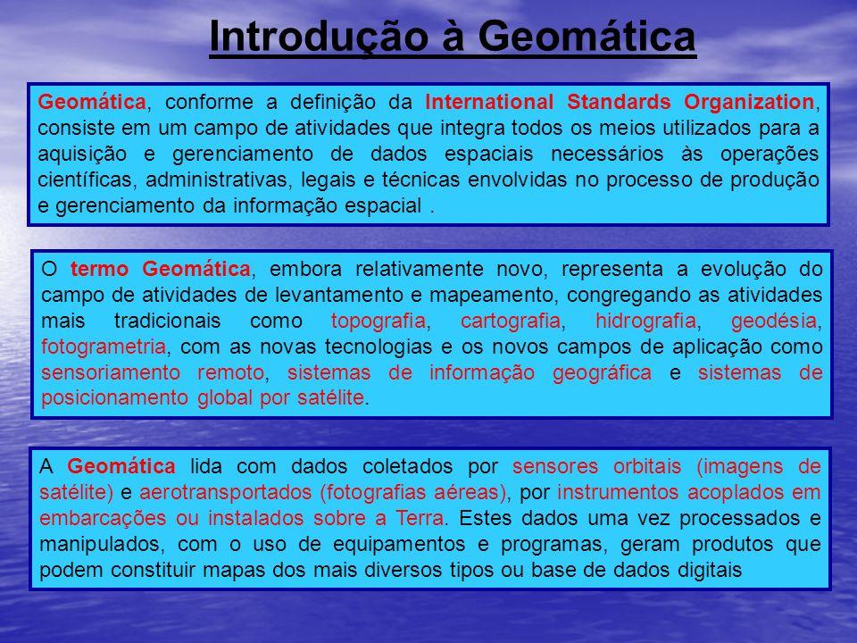 Introdução à Geomática
