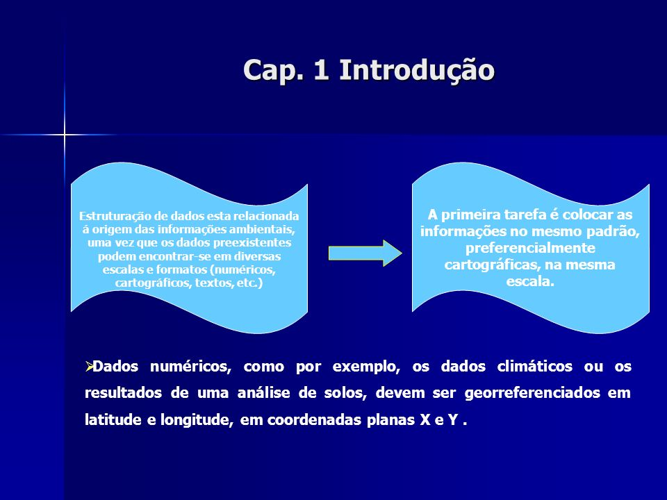 Cap. 1 Introdução