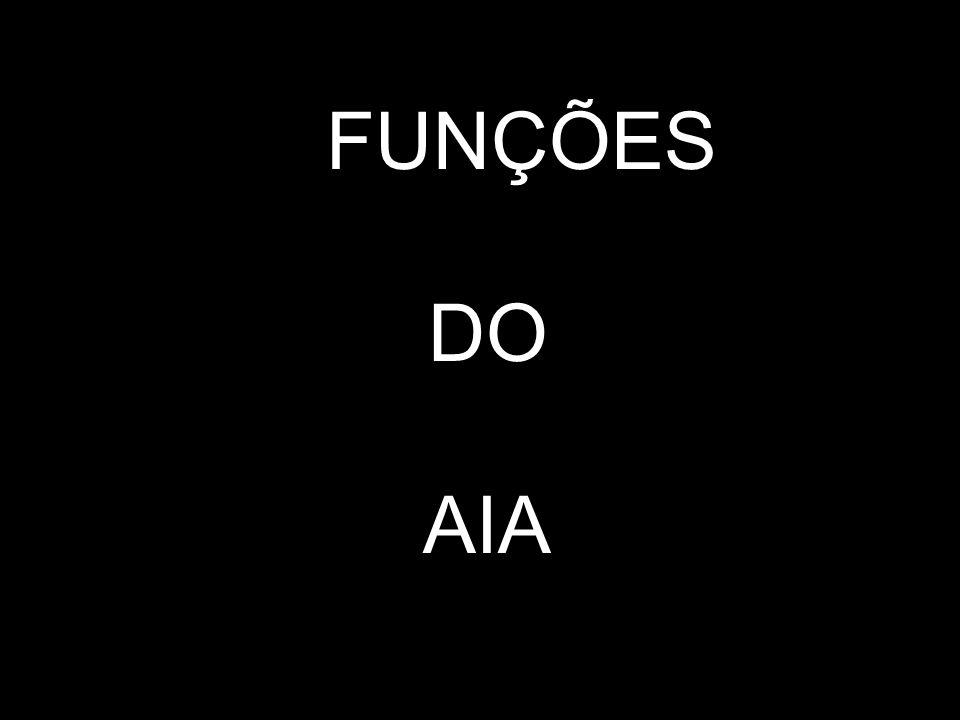 FUNÇÕES DO AIA