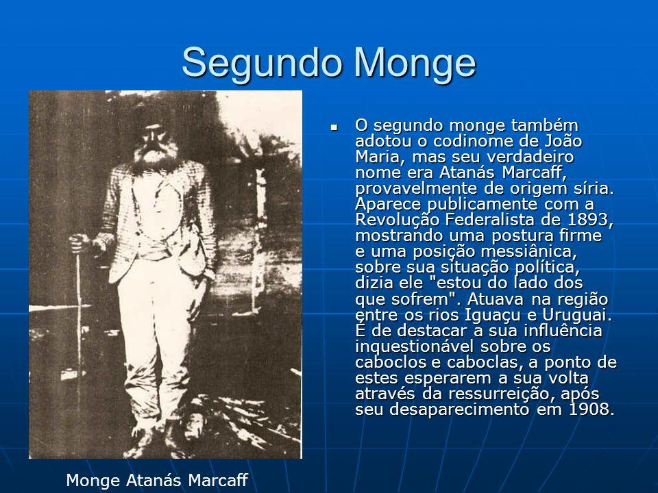 Segundo Monge