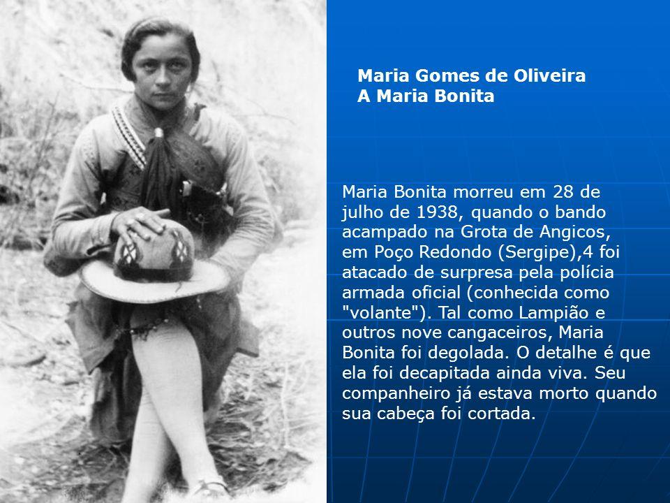 Maria Gomes de Oliveira