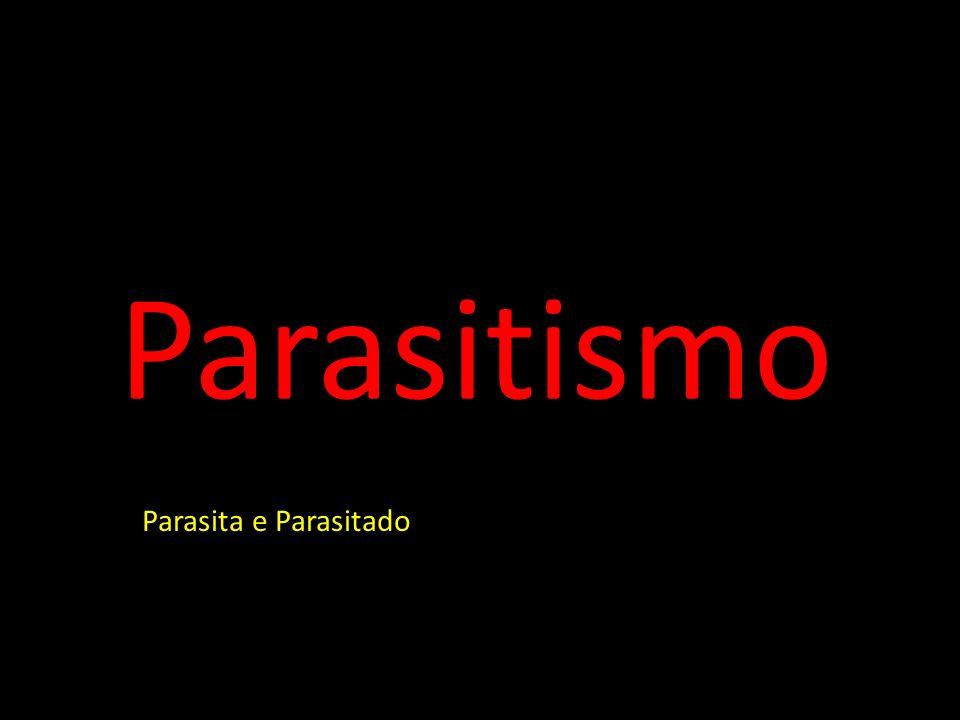 Parasitismo Parasita e Parasitado