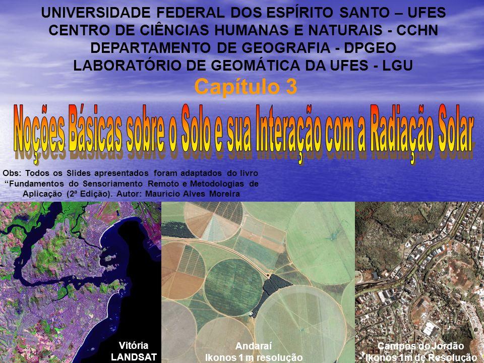Capítulo 3 UNIVERSIDADE FEDERAL DOS ESPÍRITO SANTO – UFES