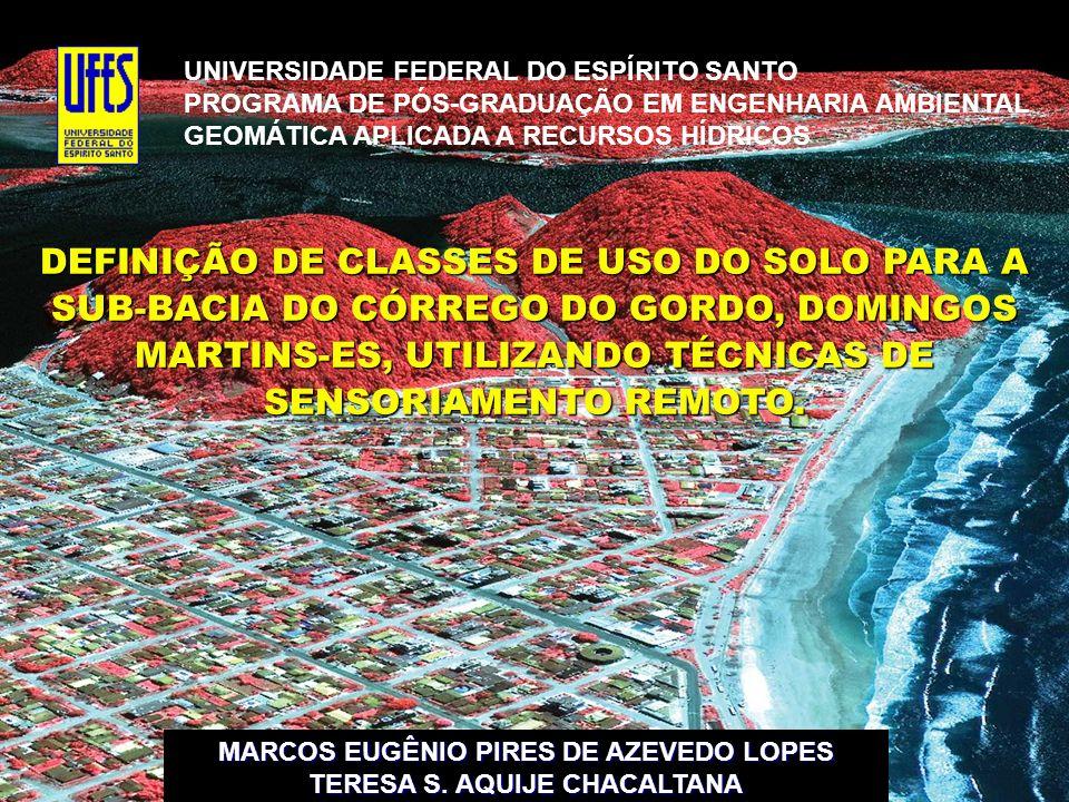MARCOS EUGÊNIO PIRES DE AZEVEDO LOPES TERESA S. AQUIJE CHACALTANA