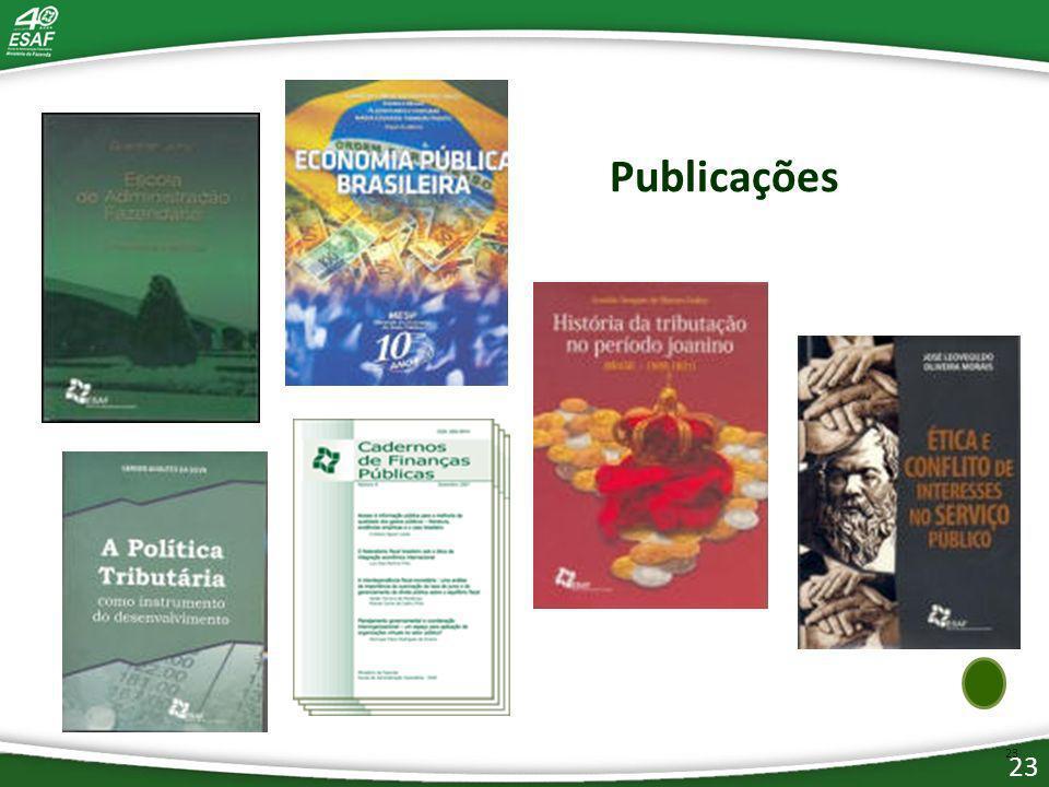 Publicações 23