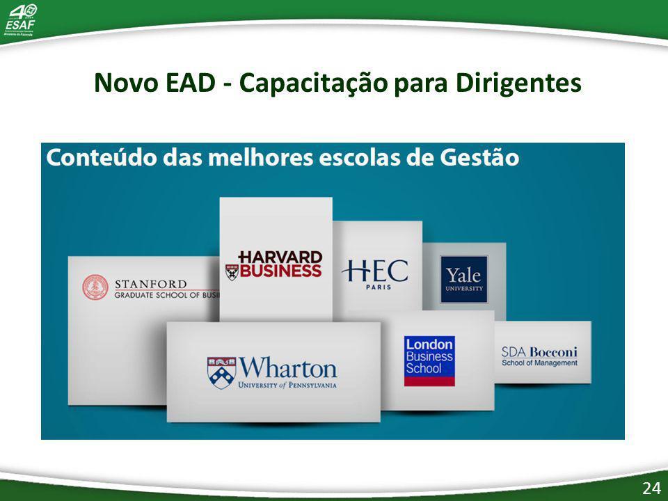 Novo EAD - Capacitação para Dirigentes