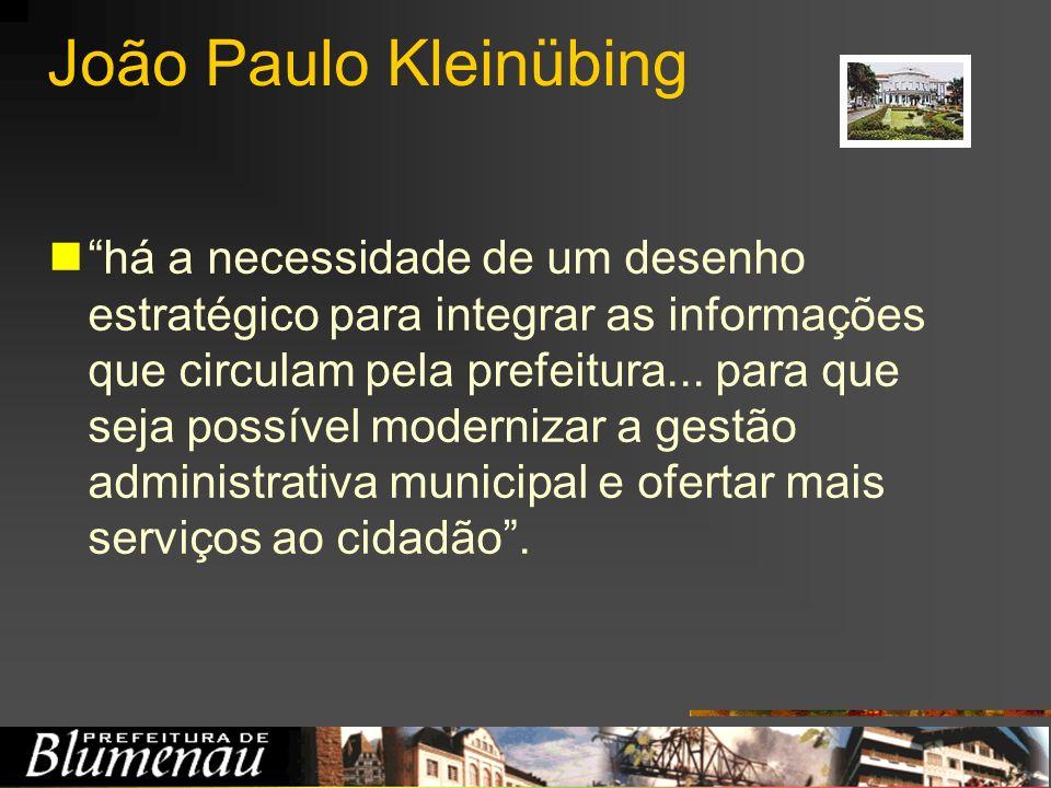 João Paulo Kleinübing