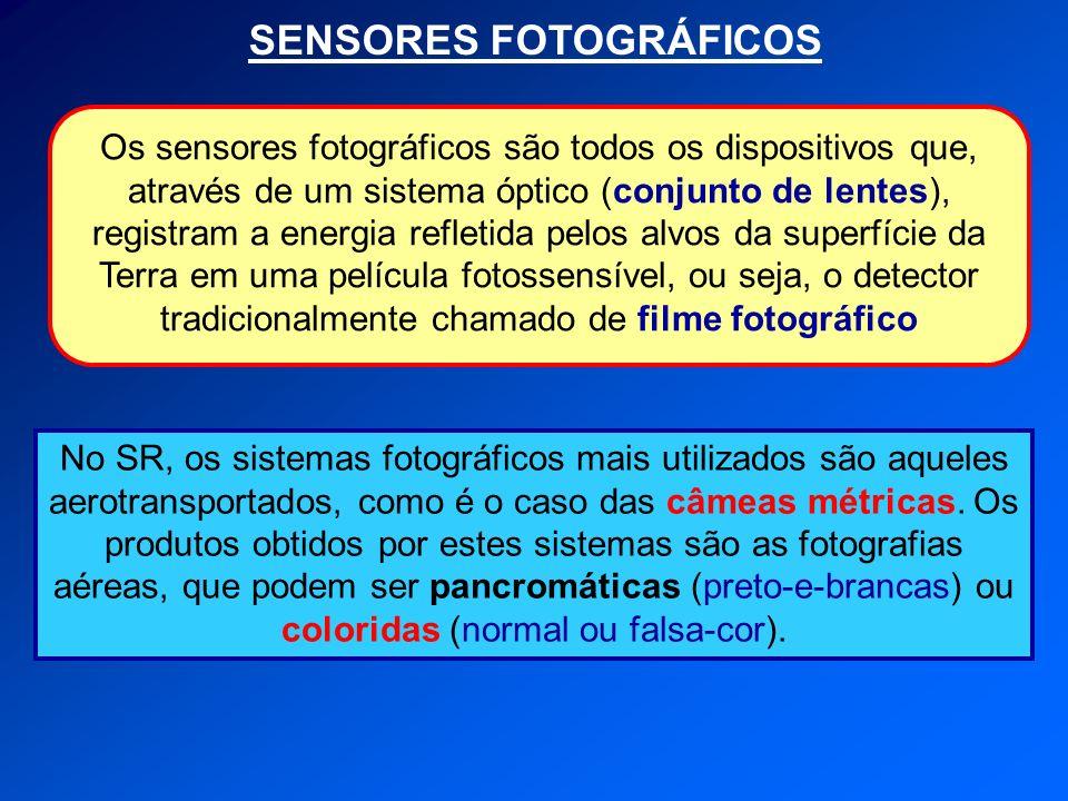SENSORES FOTOGRÁFICOS