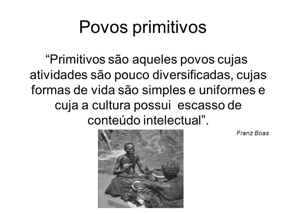 Povos primitivos